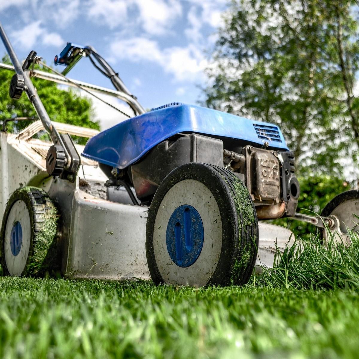Koszenie i Grabienie Trawy